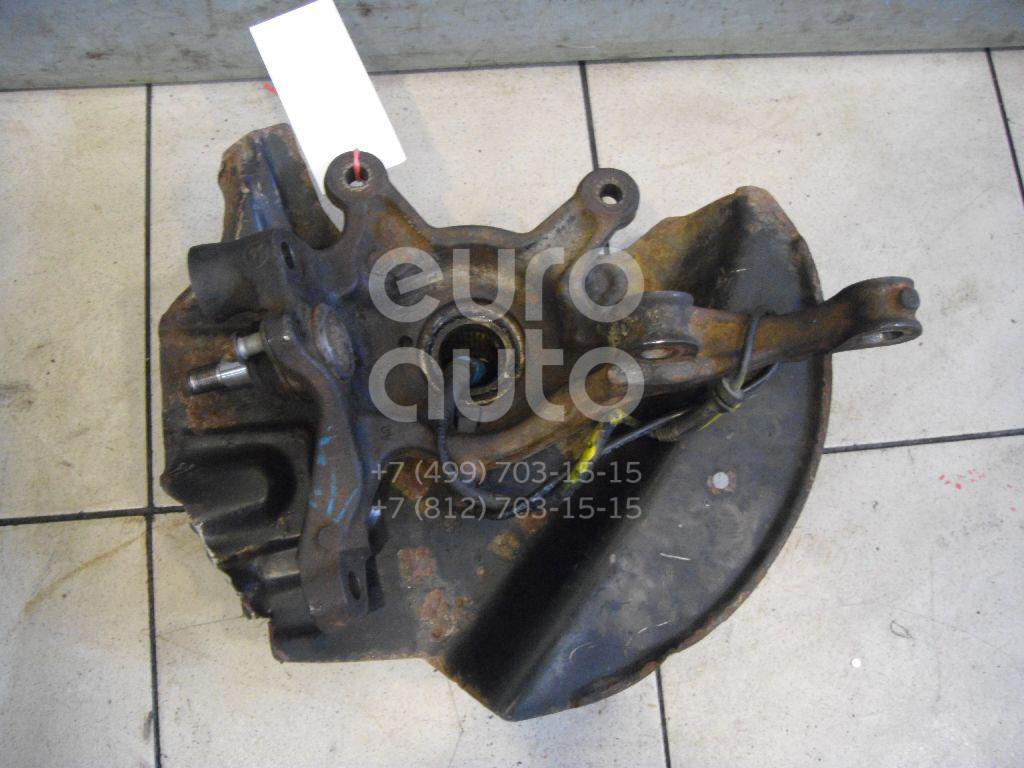 Кулак поворотный передний левый для BMW X5 E53 2000-2007 - Фото №1