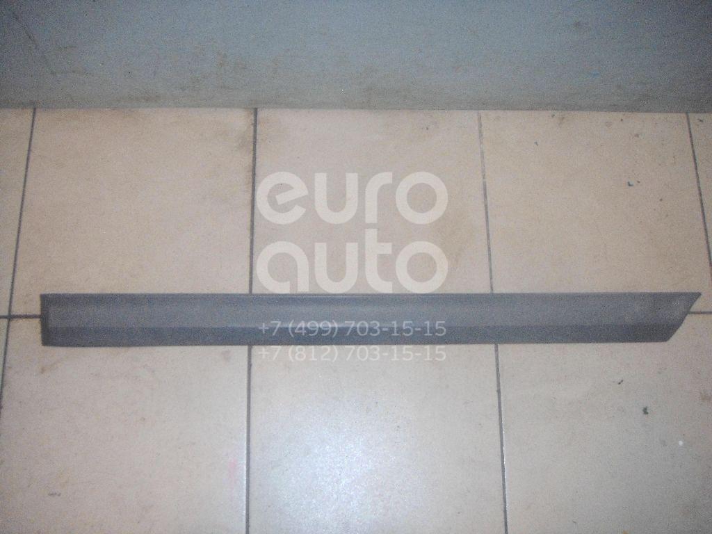 Молдинг задней левой двери для VW Passat [B4] 1994-1996 - Фото №1