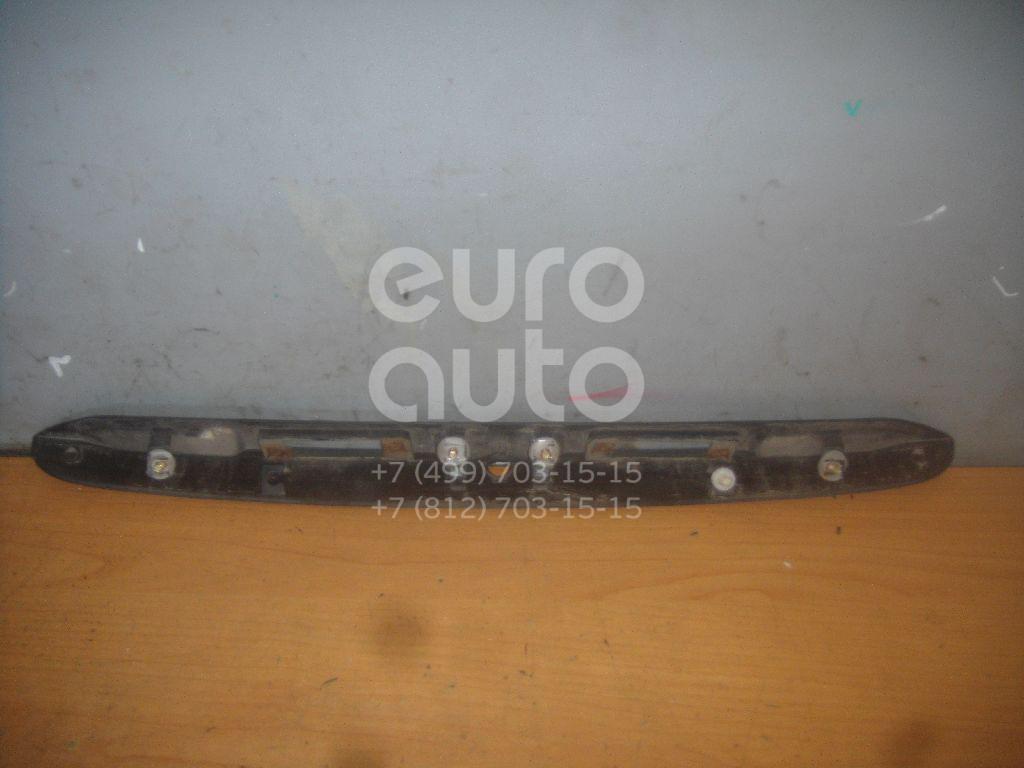 Накладка двери багажника для Chevrolet Spark 2005-2010 - Фото №1