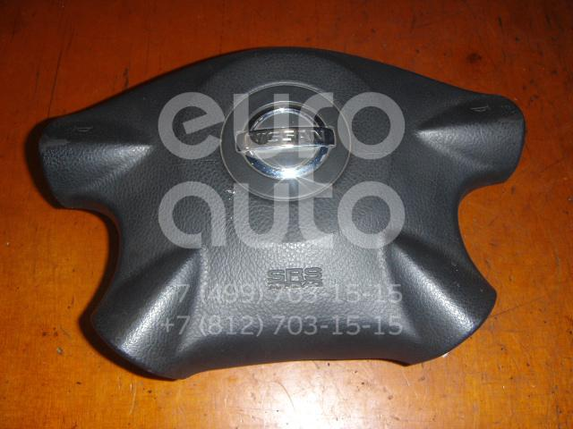 Подушка безопасности в рулевое колесо для Nissan Almera N16 2000-2006;Terrano II (R20) 1993-2006;Primera P12E 2002-2007 - Фото №1