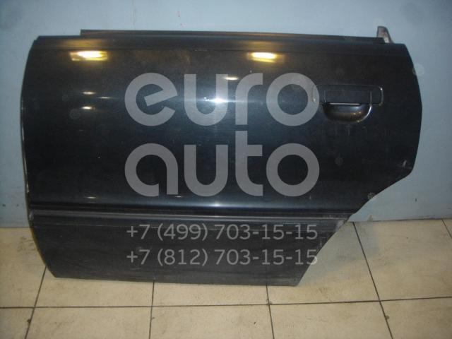 Дверь задняя левая для Audi 80/90 [B4] 1991-1994 - Фото №1