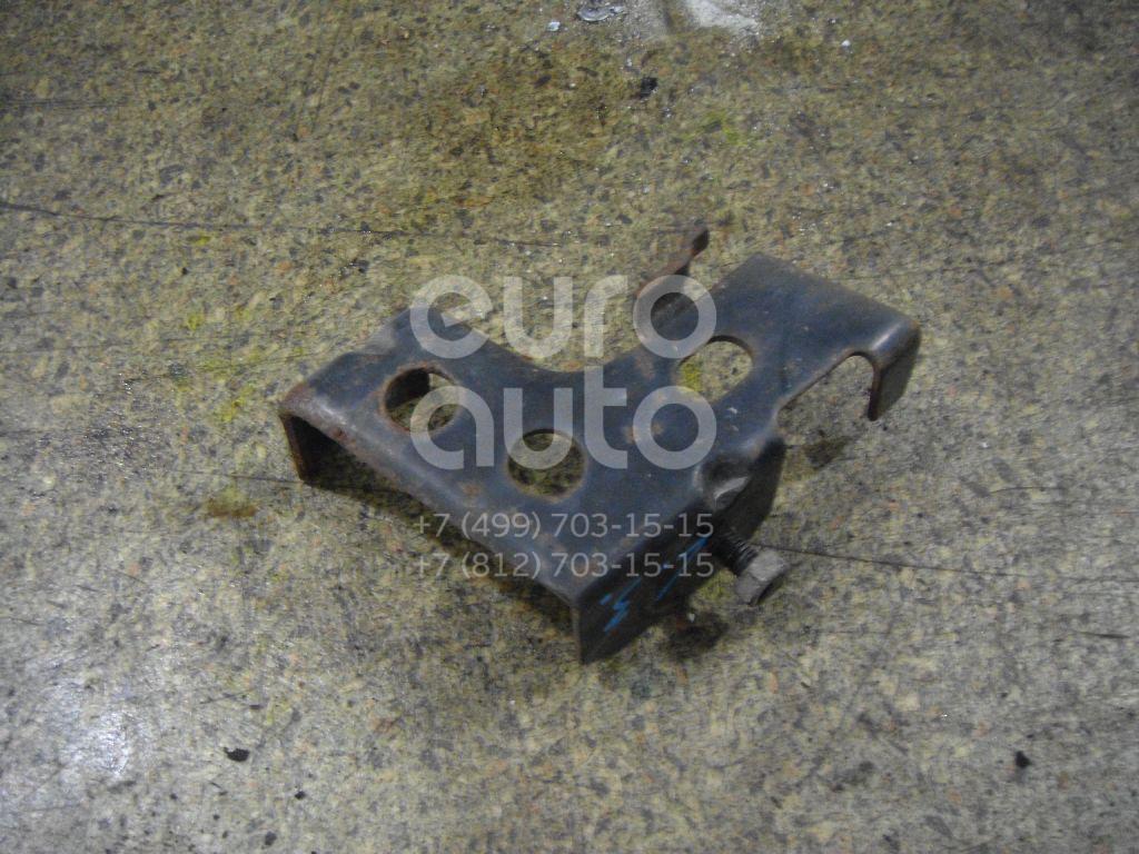Кронштейн усилителя заднего бампера левый для Opel Vectra A 1988-1995 - Фото №1