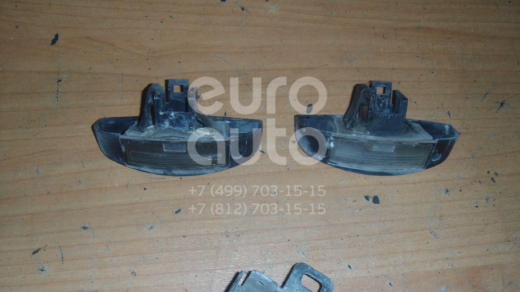 Фонарь подсветки номера для Fiat,Peugeot,Citroen Ducato 244 (+ЕЛАБУГА) 2002-2006;Boxer 244 2002-2005;Jumper 244 2002-2006 - Фото №1