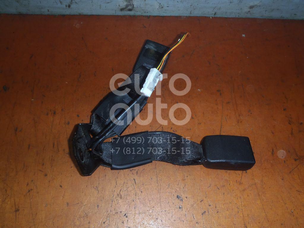Ответная часть ремня безопасности для Nissan Qashqai (J10) 2006-2014 - Фото №1