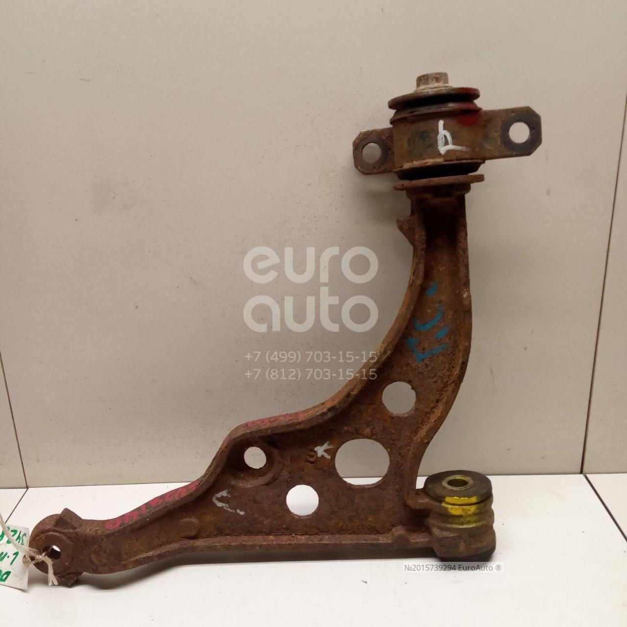 Рычаг передний левый для Fiat,Citroen,Peugeot Ducato 244 (+ЕЛАБУГА) 2002-2006;Jumper 230 1994-2002;Boxer 244 2002-2006;Jumper 244 2002-2006 - Фото №1