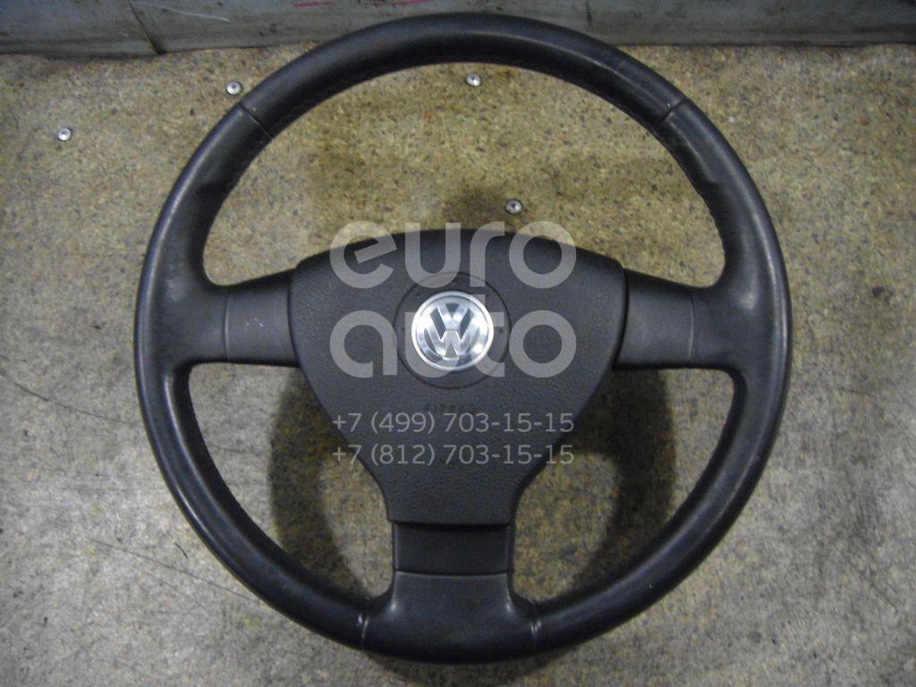 Рулевое колесо с AIR BAG для VW Passat [B6] 2005-2010 - Фото №1