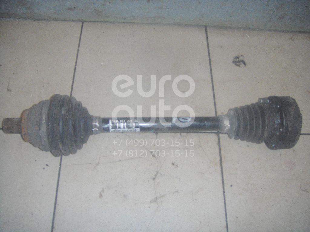 Полуось передняя левая для VW Jetta 2006-2011 - Фото №1
