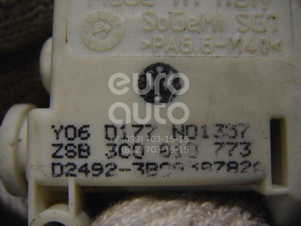 Активатор замка крышки бензобака для VW Passat [B6] 2005-2010 - Фото №1