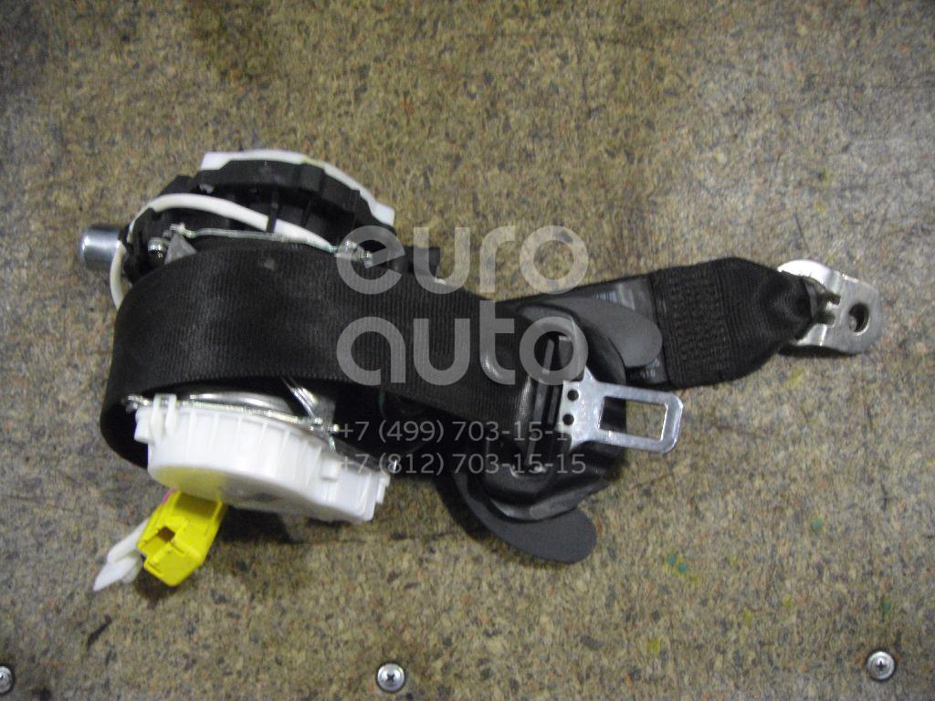 Ремень безопасности с пиропатроном для VW Passat [B6] 2005-2010;Passat CC 2008> - Фото №1