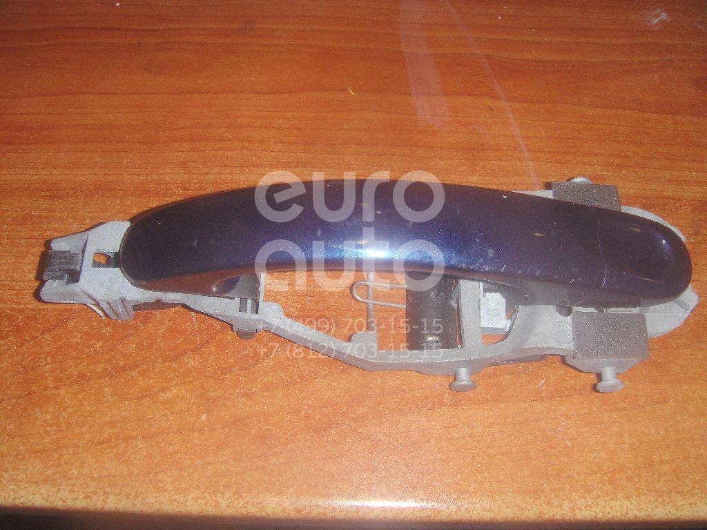 Ручка двери передней наружная левая для VW Jetta 2006-2011 - Фото №1