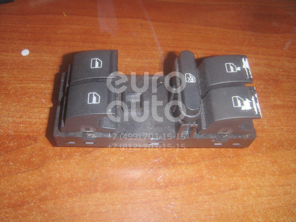 Блок управления стеклоподъемниками для VW Jetta 2006-2011;Golf V Plus 2005-2014;Passat [B6] 2005-2010;Golf V 2003-2009;Touran 2003-2010 - Фото №1