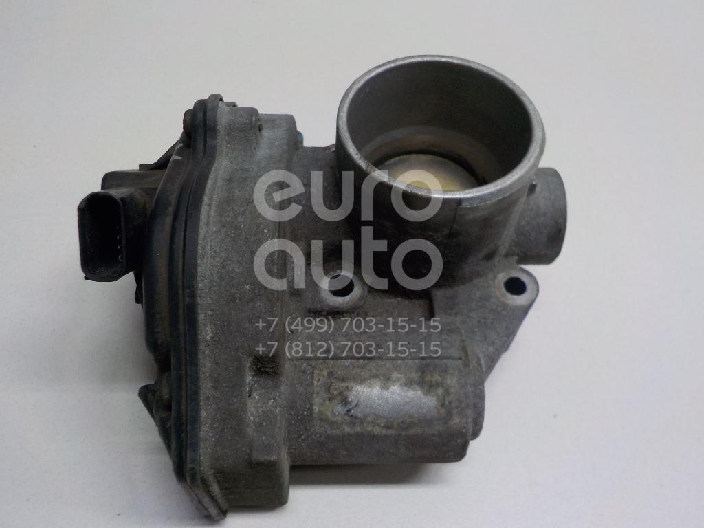Заслонка дроссельная электрическая для Volvo S40 2004-2012 - Фото №1
