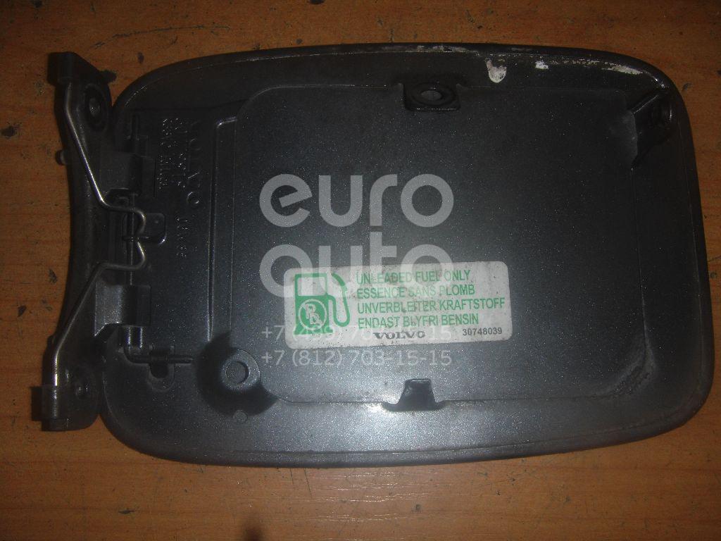 Лючок бензобака для Volvo S40 2004>;V50 2004> - Фото №1