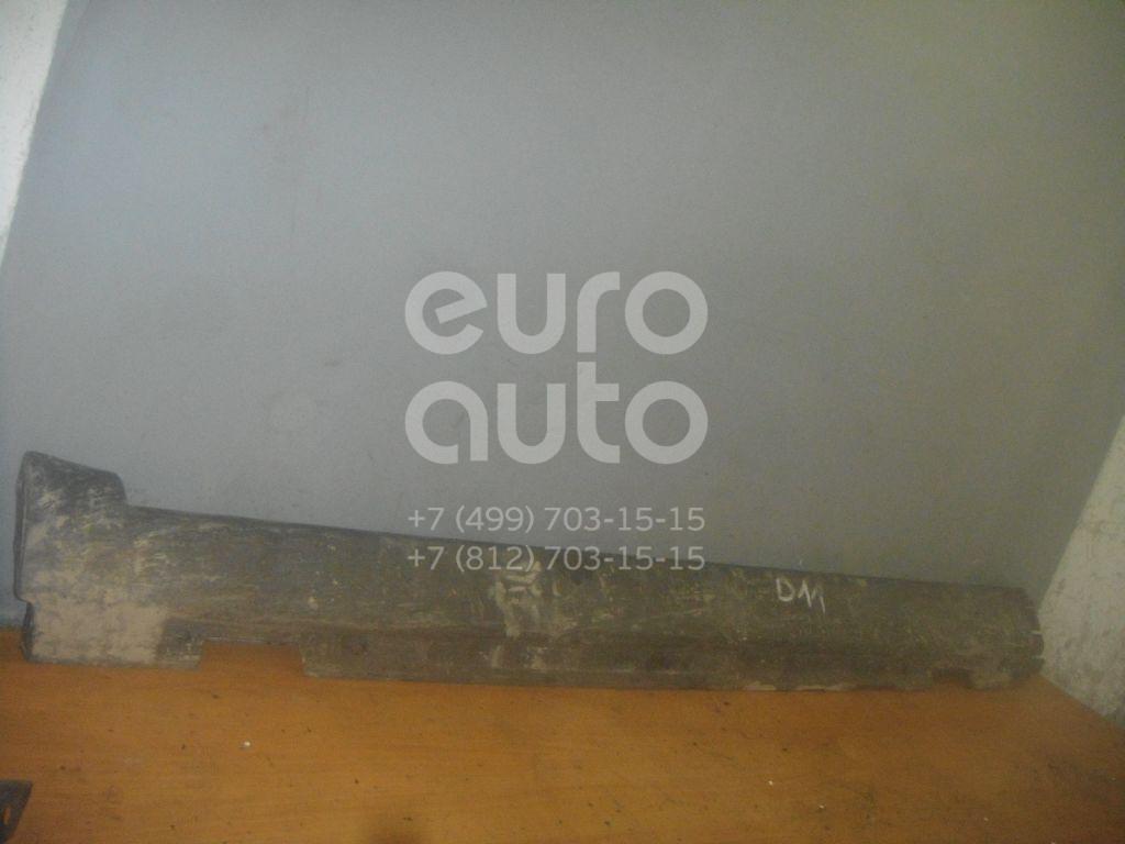 Накладка на порог (наружная) для Volvo S40 2004> - Фото №1