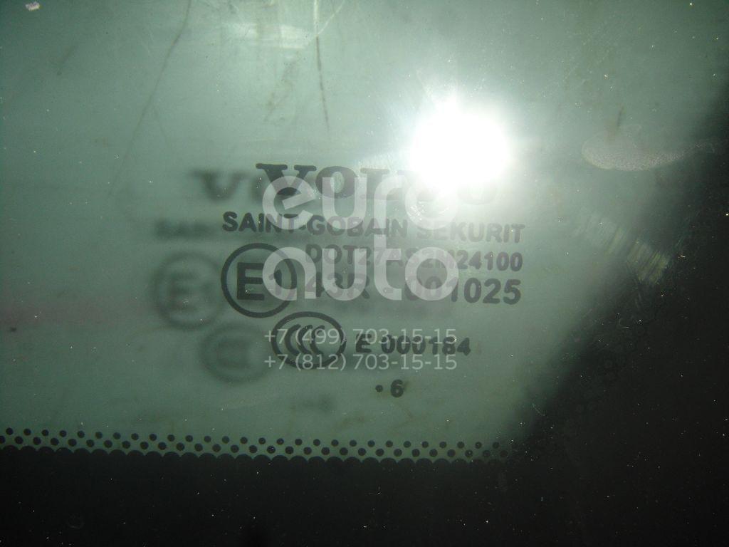 Стекло кузовное глухое правое для Volvo S40 2004-2012 - Фото №1