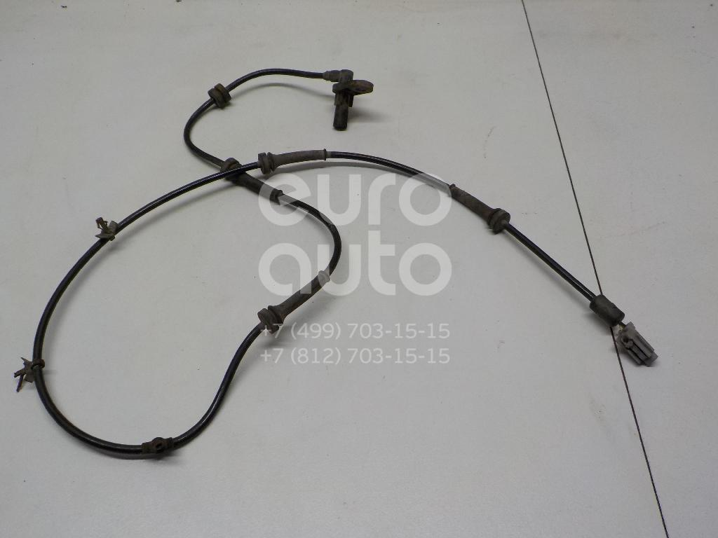 Купить Датчик ABS передний правый Nissan Primera P12E 2002-2007; (47910-AV700)