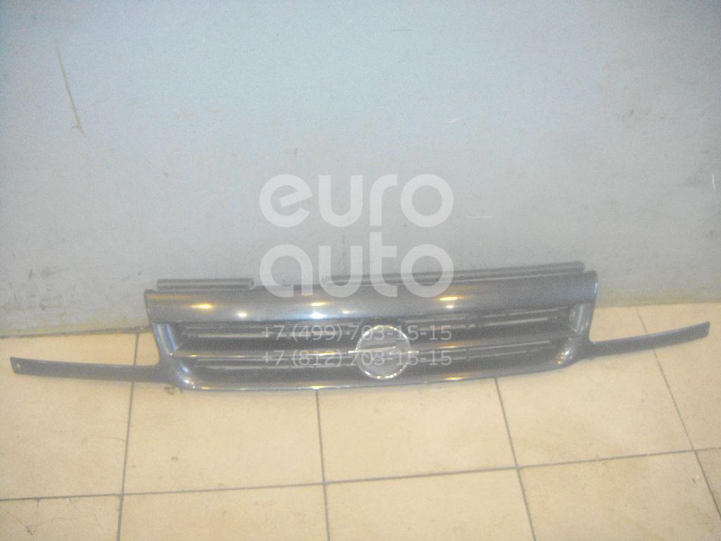 Решетка радиатора для Opel Astra F 1991-1998 - Фото №1