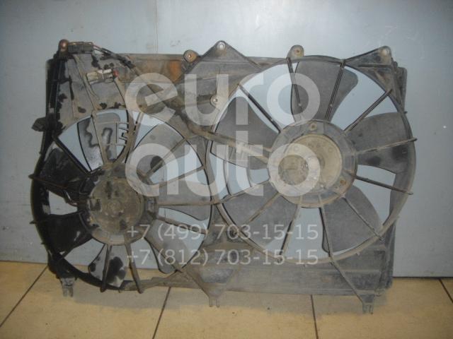 Вентилятор радиатора для Suzuki Grand Vitara 2006> - Фото №1