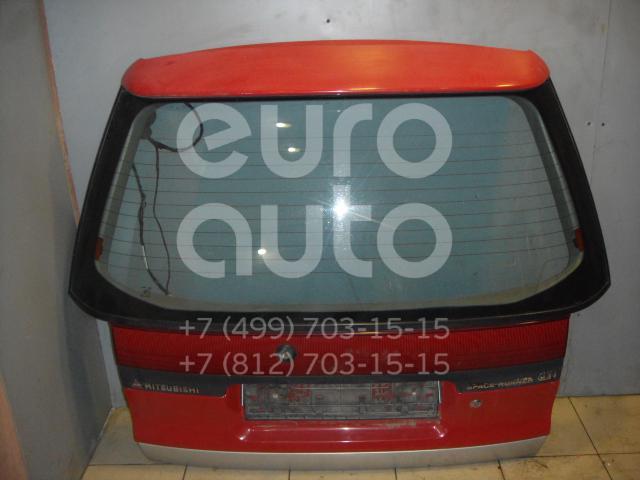 Дверь багажника со стеклом для Mitsubishi Space Runner (N1,N2) 1991-1999 - Фото №1