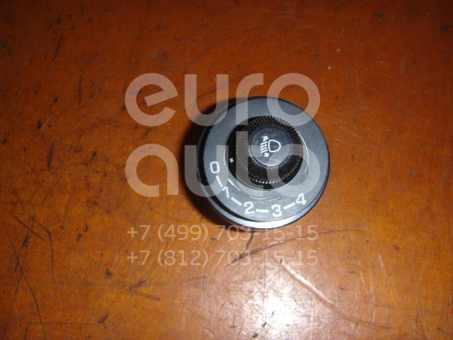 Кнопка корректора фар для Mitsubishi Space Runner (N1,N2) 1991-1999;Galant (E3) 1988-1993;Space Wagon (N3,N4) 1991-2000 - Фото №1