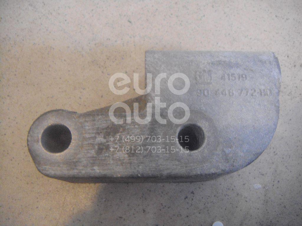 Кронштейн генератора для Opel Astra F 1991-1998;Calibra A 1990-1997;Frontera A 1992-1998;Omega B 1994-2003;Vectra A 1988-1995;Vectra B 1995-1999;Sintra 1996-1999;Vectra B 1999-2002 - Фото №1