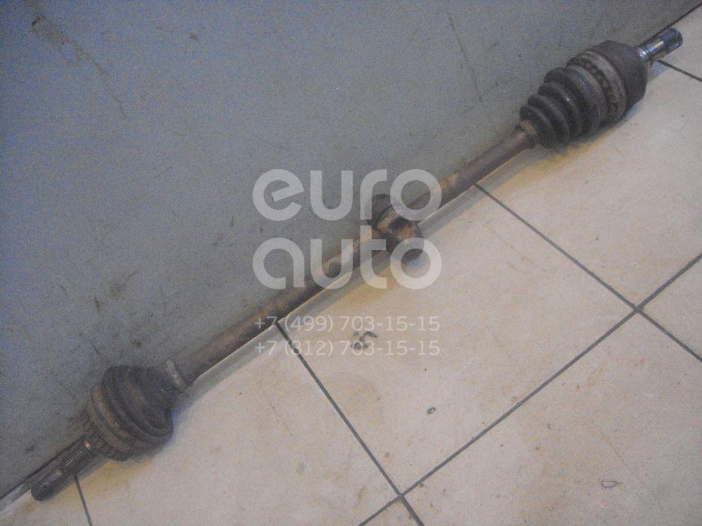 Полуось передняя правая для Opel Astra F 1991-1998 - Фото №1