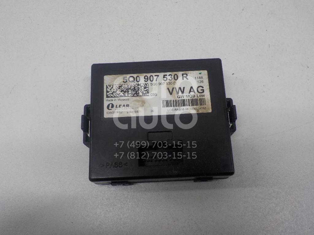 Купить Блок электронный Skoda Octavia (A7) 2013-; (5Q0907530R)