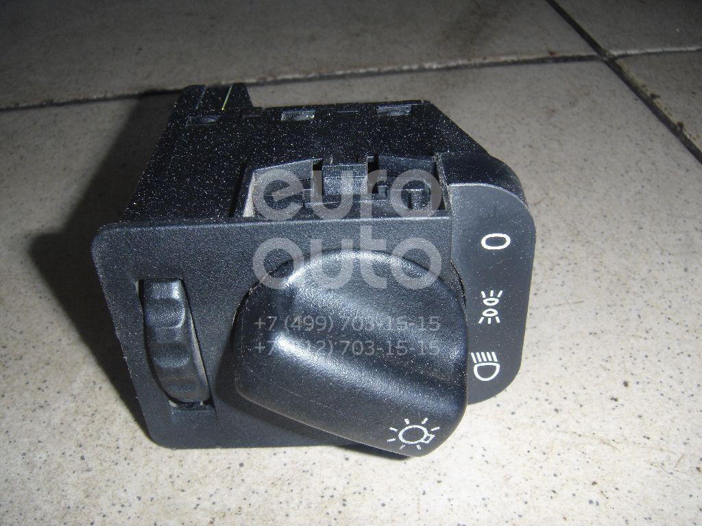 Переключатель света фар для Opel Astra F 1991-1998;Calibra A 1990-1997;Tigra 1994-2000;Omega A 1986-1994;Vectra A 1988-1995;Corsa B 1993-2000 - Фото №1