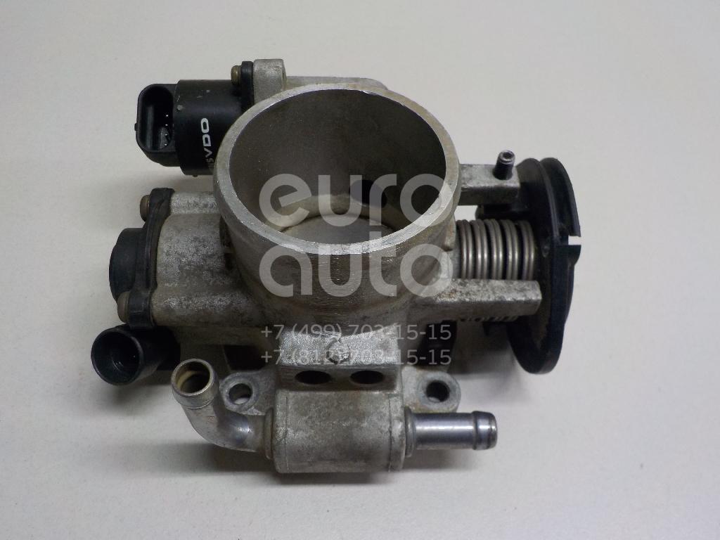 Заслонка дроссельная механическая для Chevrolet Aveo (T250) 2005-2011;Aveo (T200) 2003-2008 - Фото №1