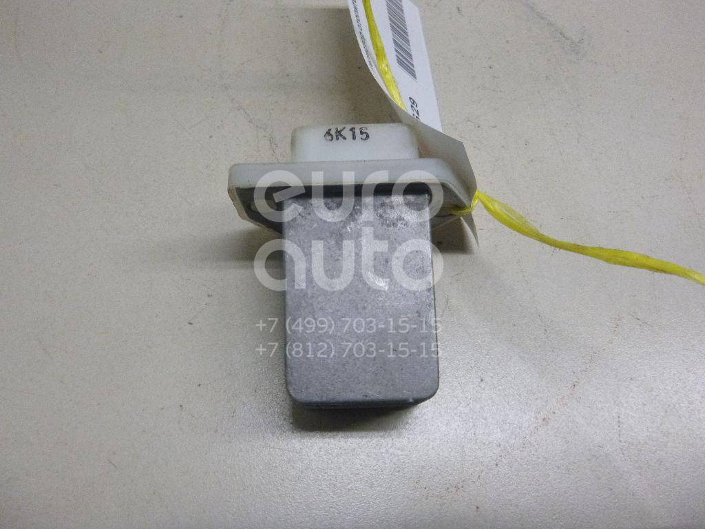 Резистор отопителя для Chevrolet Aveo (T250) 2005-2011 - Фото №1