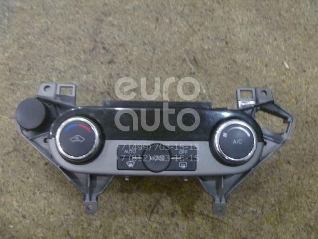 Блок управления климатической установкой для Chevrolet Aveo (T250) 2005-2011 - Фото №1