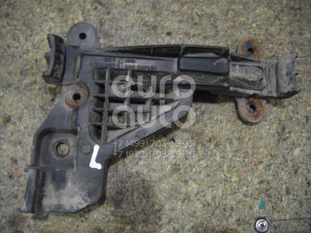 Направляющая заднего бампера левая для Audi 100 [C4] 1991-1994;A6 [C4] 1994-1997 - Фото №1