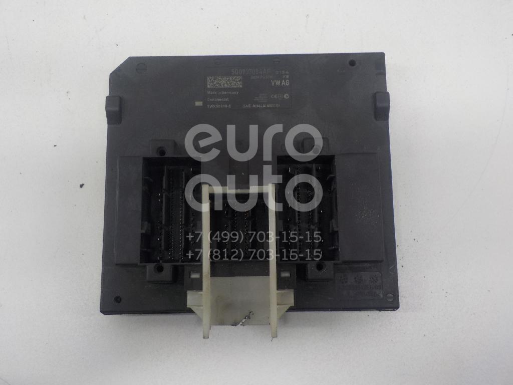 Купить Блок электронный Skoda Octavia (A7) 2013-; (5Q0937084AF)