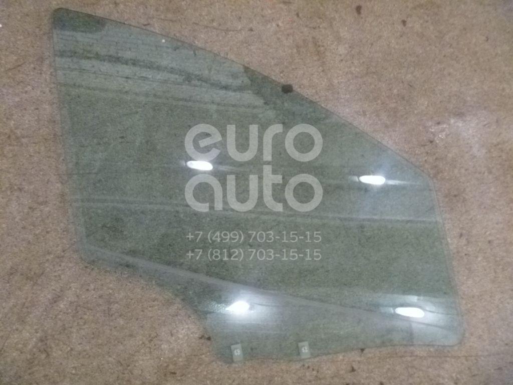 Стекло двери передней правой для Peugeot 407 2004-2010 - Фото №1