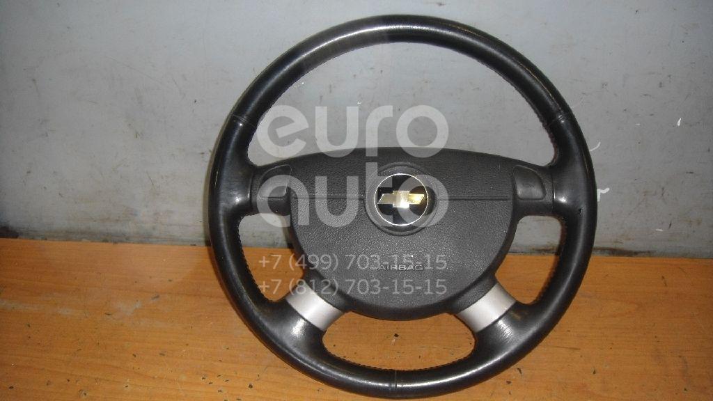 Рулевое колесо с AIR BAG для Chevrolet Aveo (T250) 2005-2011 - Фото №1