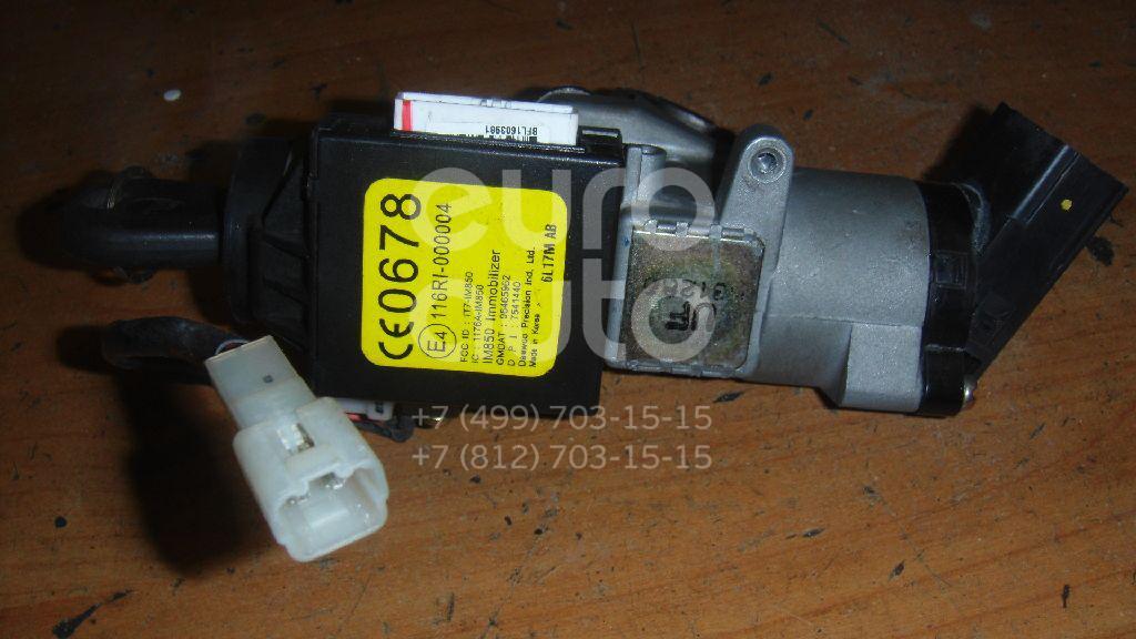 Замок зажигания для Chevrolet Aveo (T250) 2005-2011 - Фото №1