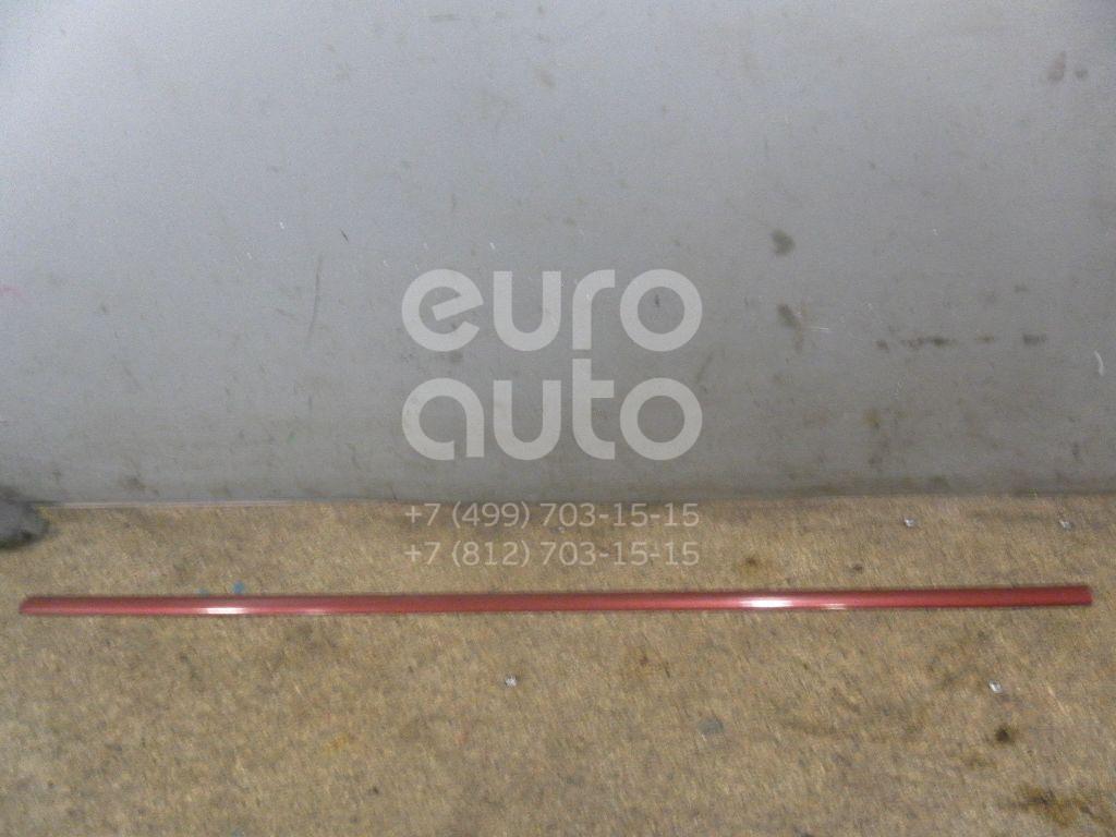 Молдинг передней левой двери для Ford Mondeo III 2000-2007 - Фото №1