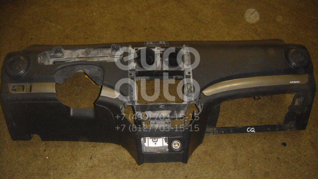 Торпедо для Chevrolet Aveo (T250) 2005-2011 - Фото №1