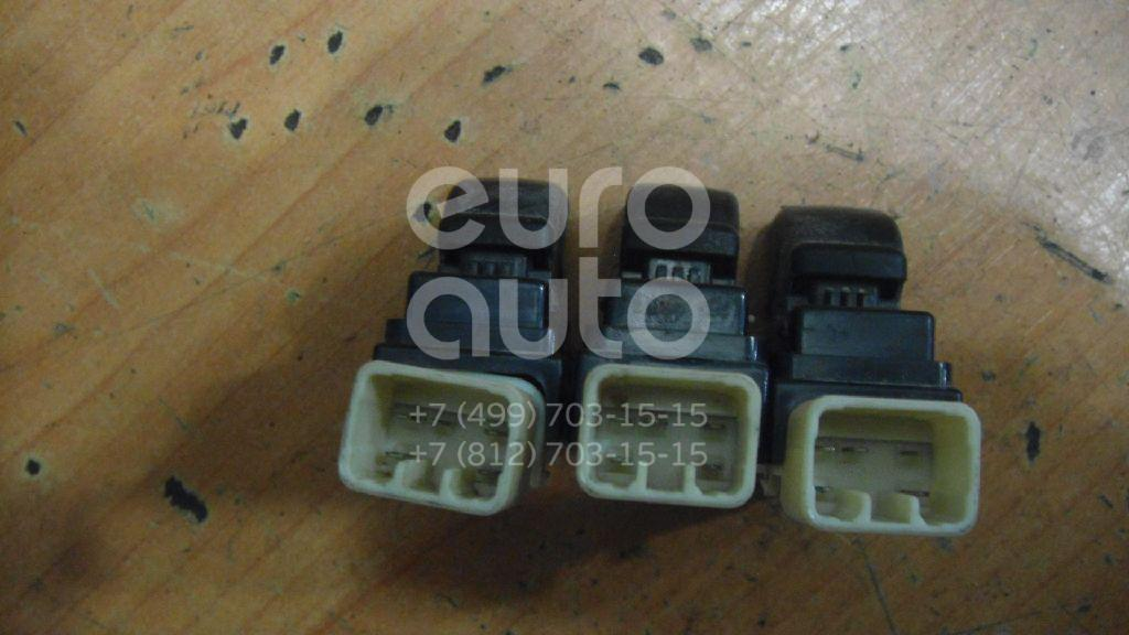 Кнопка стеклоподъемника для Chevrolet Aveo (T250) 2005-2011 - Фото №1