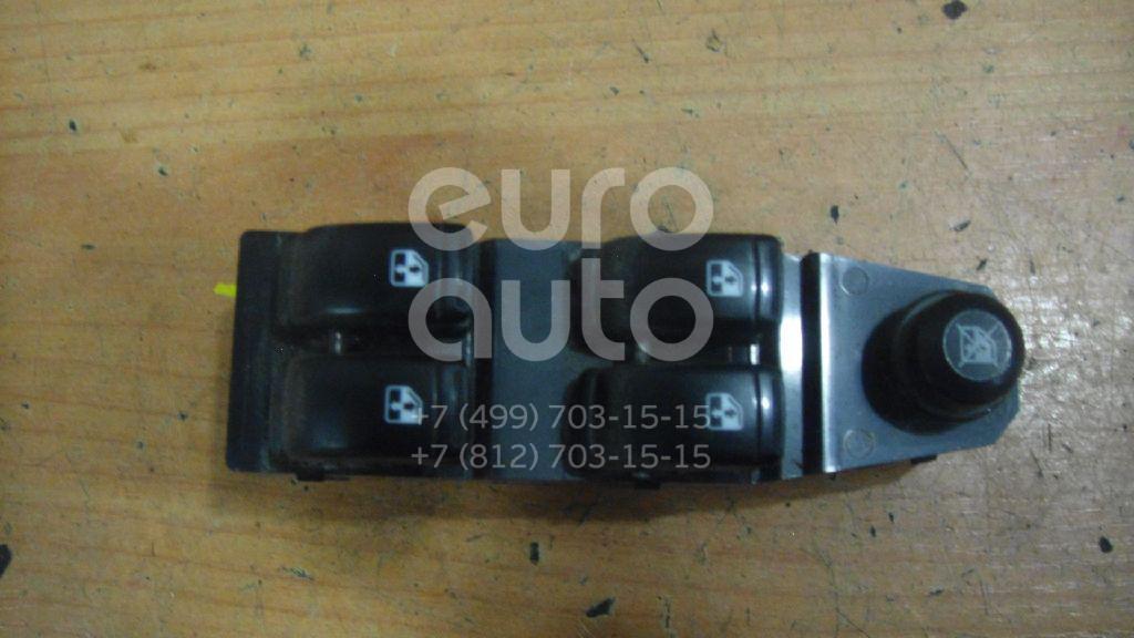 Блок управления стеклоподъемниками для Chevrolet Aveo (T250) 2005-2011 - Фото №1