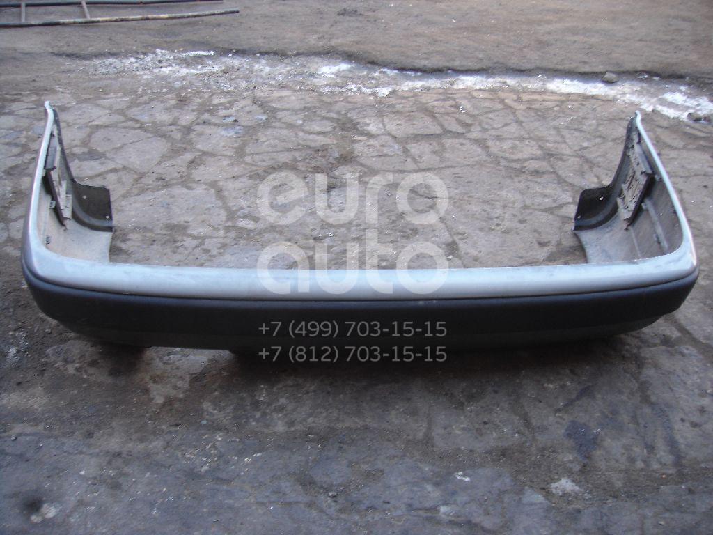 Бампер задний для Audi 100 [C4] 1991-1994 - Фото №1