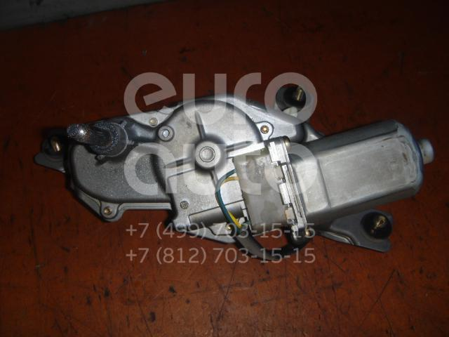 Моторчик стеклоочистителя задний для Mitsubishi Outlander (CU) 2003-2009 - Фото №1