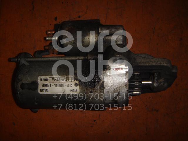 Стартер для Ford Focus II 2008-2011;Focus II 2005-2008;C-MAX 2003-2011 - Фото №1