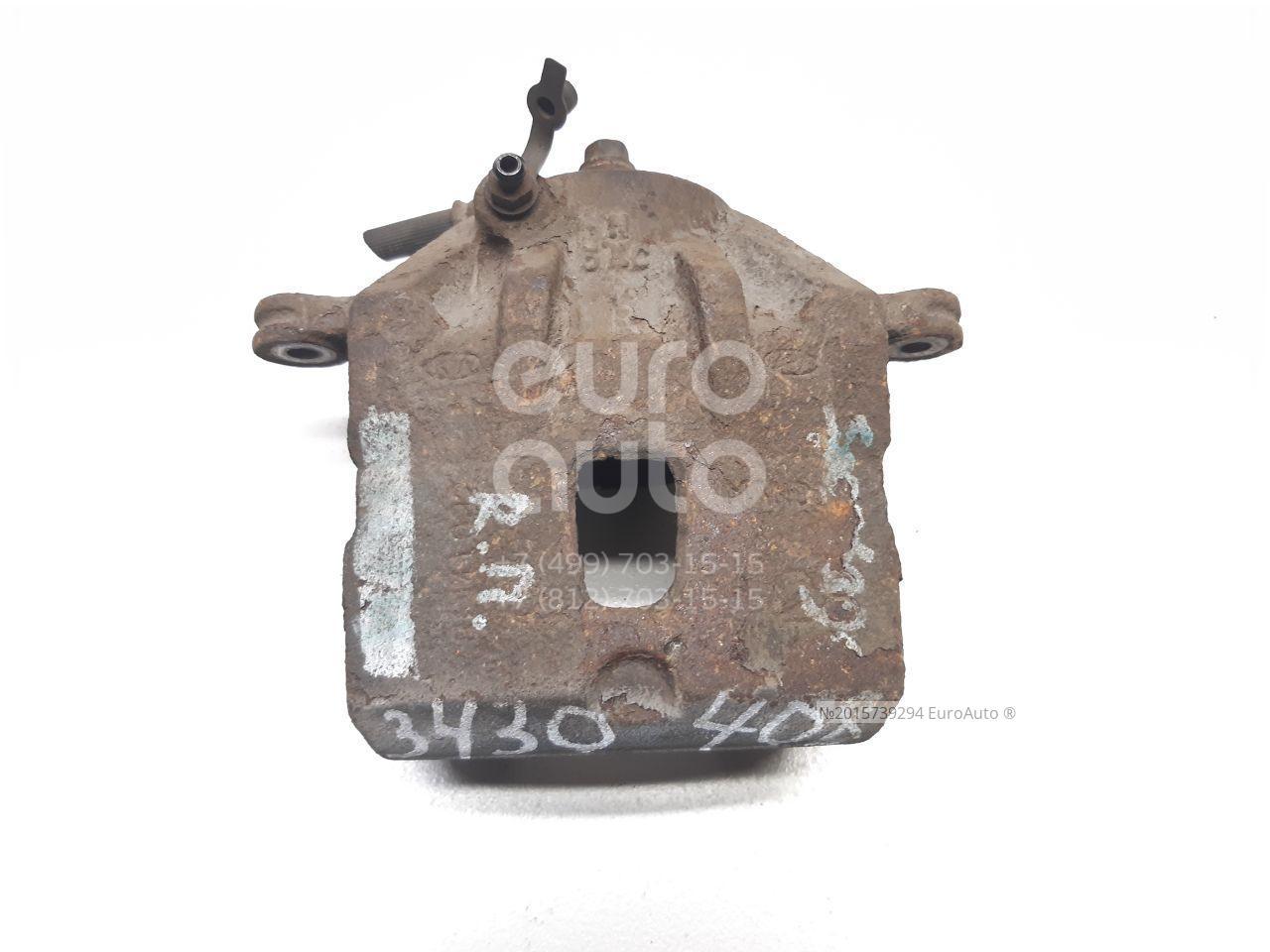 Суппорт передний правый для Kia Sportage 2004-2010 - Фото №1