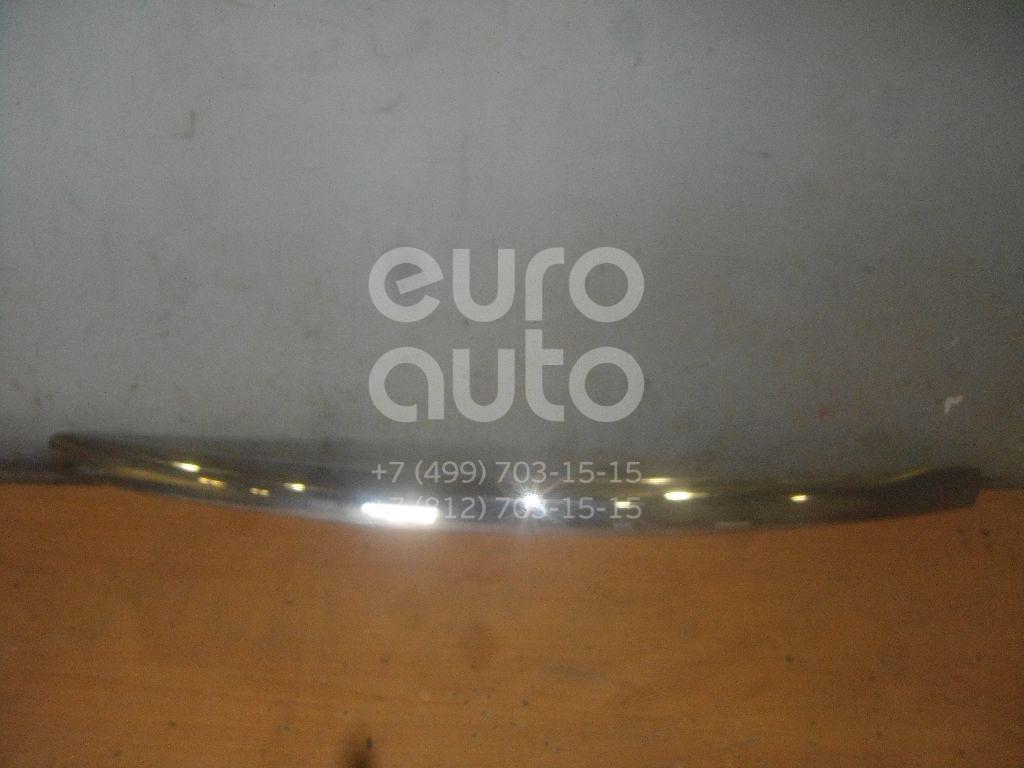 Молдинг капота для Ford Focus II 2008-2011 - Фото №1