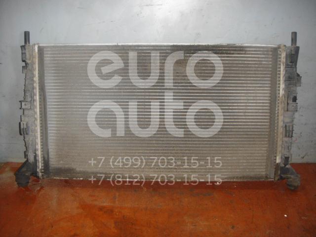 Радиатор основной для Ford,Volvo,Mazda Focus II 2008-2011;Focus II 2005-2008;XC70 Cross Country 2000-2006;C-MAX 2003-2011;S80 1998-2006;S60 2000-2009;Mazda 3 (BK) 2002-2009;S40 2004-2012;V50 2004-2012;S80 2006-2016 - Фото №1