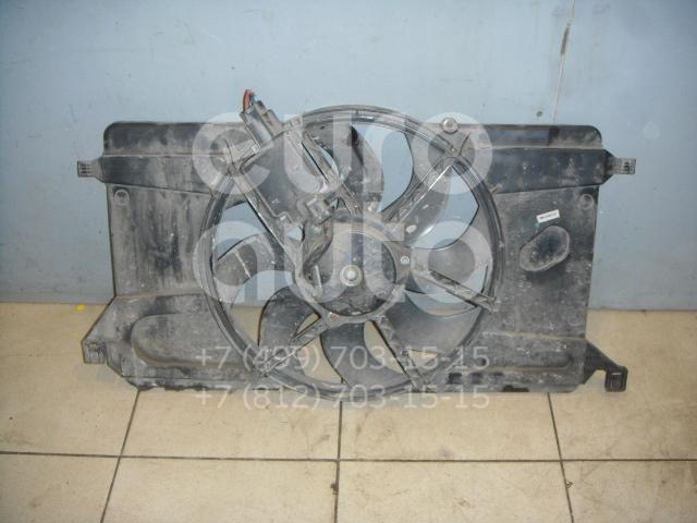 Вентилятор радиатора для Ford,Mazda Focus II 2008-2011;Focus II 2005-2008;C-MAX 2003-2011;Mazda 3 (BK) 2002-2009 - Фото №1