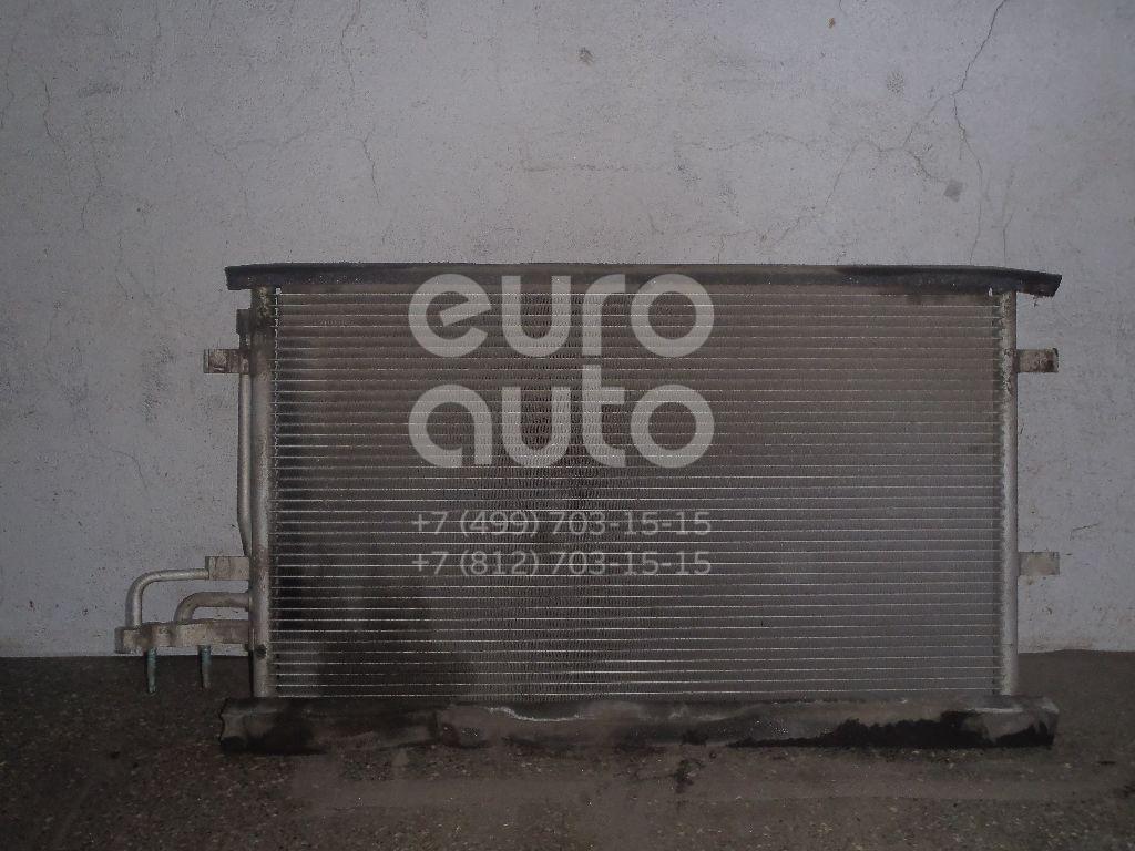 Радиатор кондиционера (конденсер) для Ford Focus II 2008-2011;Focus II 2005-2008;C-MAX 2003-2011 - Фото №1