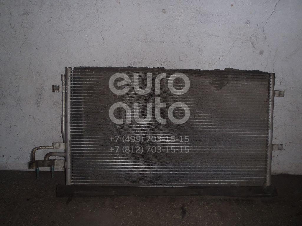 Радиатор кондиционера (конденсер) для Ford Focus II 2008-2011;Focus II 2005-2008;C-MAX 2003-2010 - Фото №1