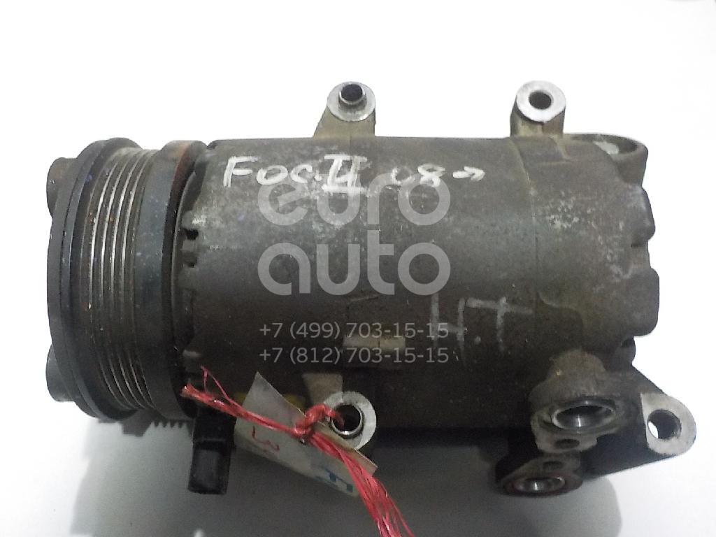 Компрессор системы кондиционирования для Ford Focus II 2008-2011;Focus II 2005-2008;C-MAX 2003-2011 - Фото №1
